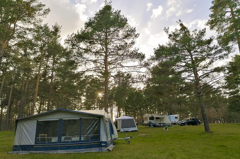 Camping Refugio de Pescadores Covaleda Ayuntamiento Soria