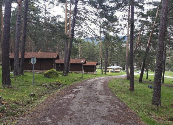Camping Refugio de Pescadores
