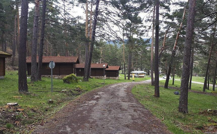 Camping Refugio Pescadores Covaleda Dónde Dormir Ayuntamiento