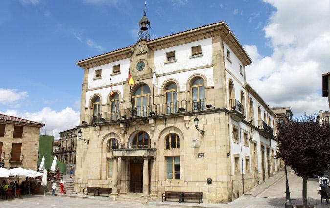 Corporación Municipal de Vecinos Covaleda Ayuntamiento