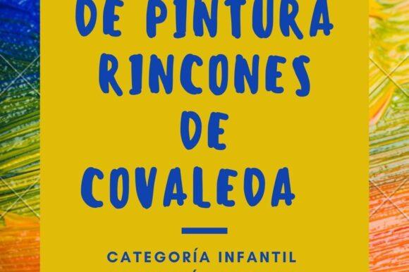 """I Concurso de pintura al aire libre """"Rincones de Covaleda""""."""