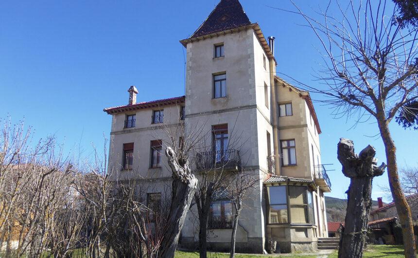 Casa Chale Covaleda Ruta turismo Ayuntamiento Covaleda