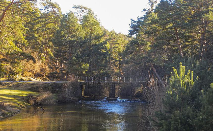 Ruta Puente la Arenilla Covaleda Turismo Ayuntamiento